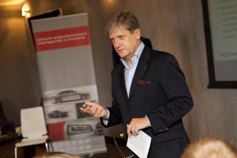 Verkaufstrainer - Führungskräfte und Verkaufstraining in berlin - Frank Duhse