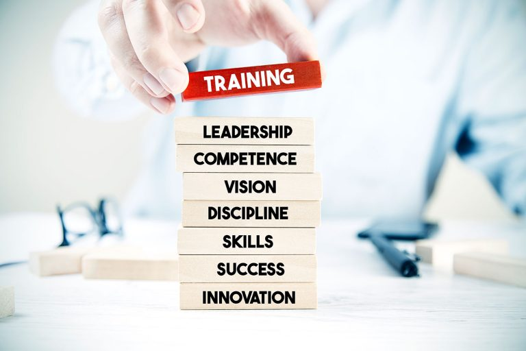 Training, Leadership, Competence, Vision, Discipline, Skills, Success, Innovation